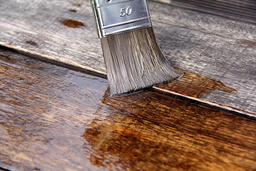 Holzschutz – Empflindlicher Bausstoff aus der Natur