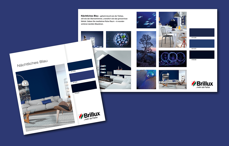 Brillux – Nächtliches Blau