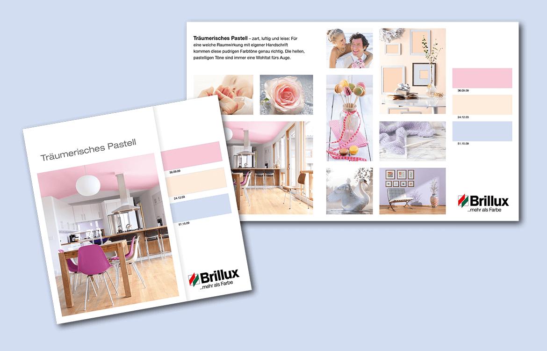 Brillux – Träumerisches Pastell